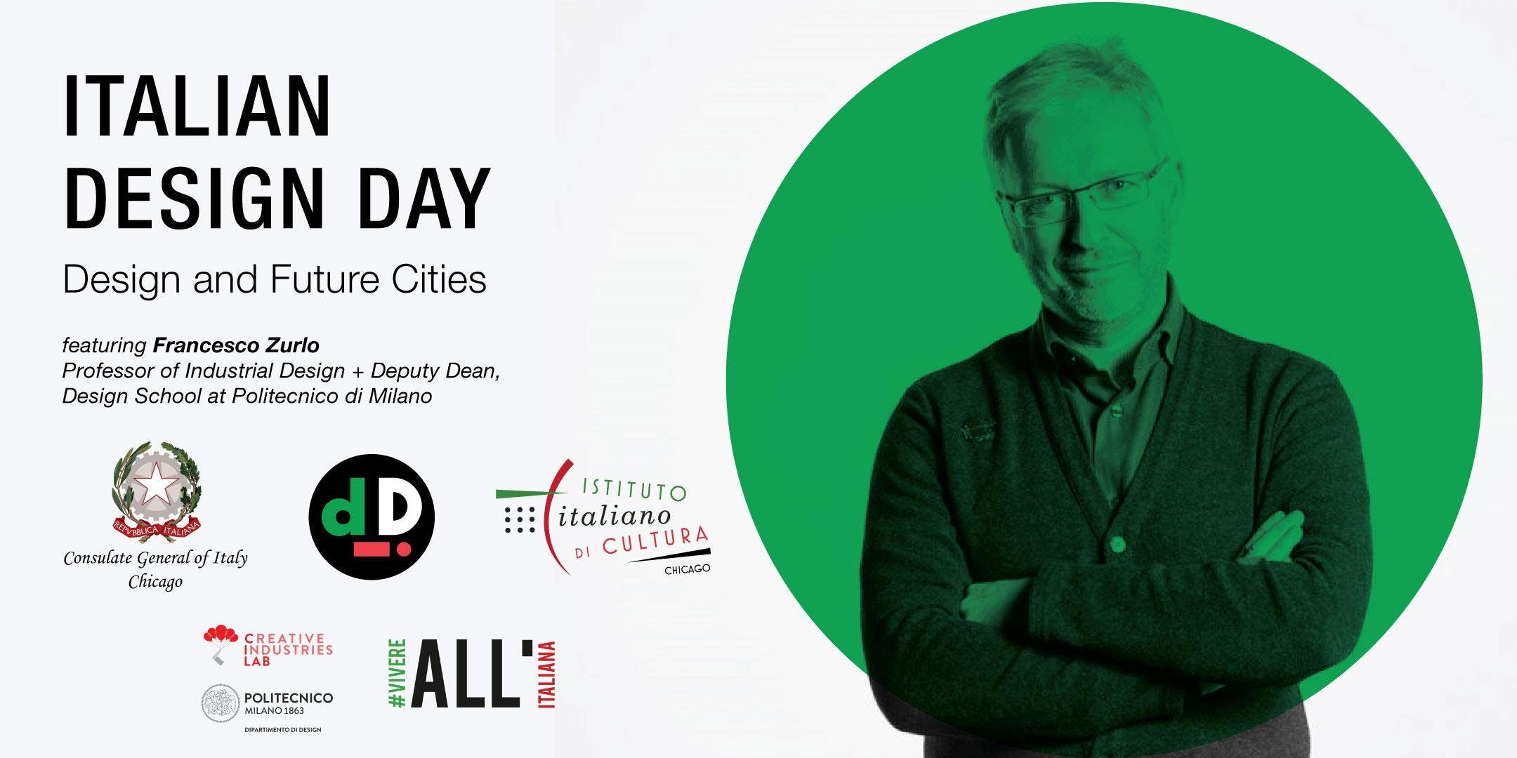 Italian Design Day: Design and Future Cities