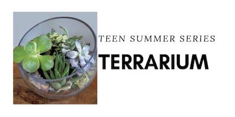 TEEN DIY Terrarium tickets