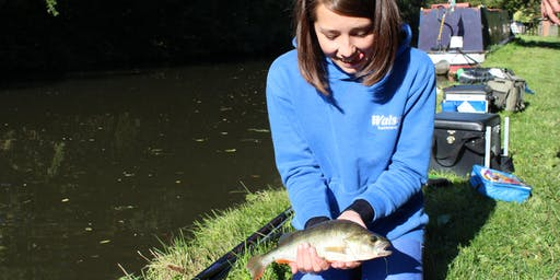 Free Let's Fish! Burton on Trent - Learn to Fish Sessions