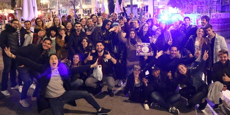Pubcrawl Madrid Friday - Fiesta Social Viernes. entradas