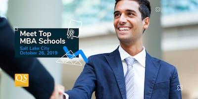 SALT LAKE CITY QS World MBA Tour: MBA Recruitment and Networking Fair