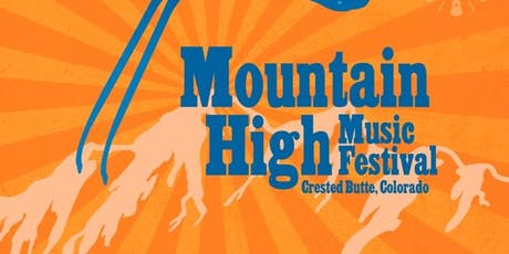 2020 Mountain High Music Festival tickets