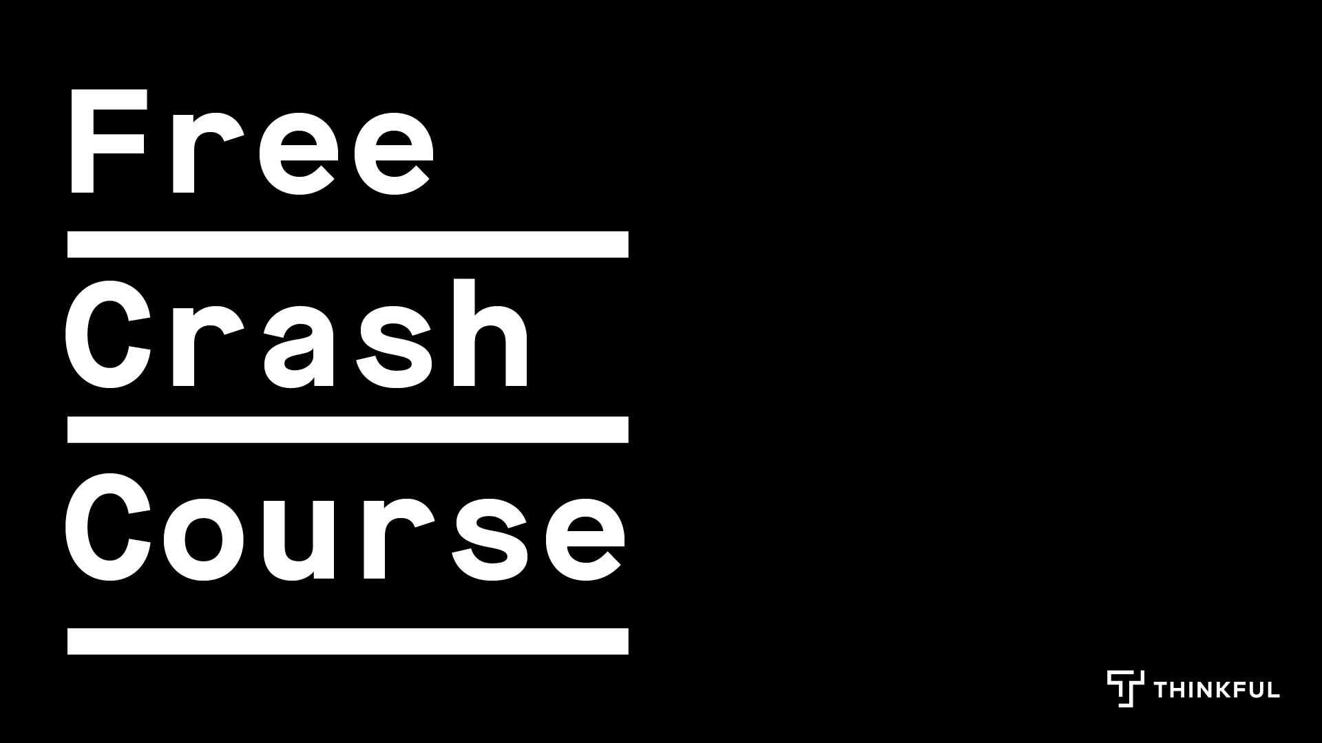 Thinkful Webinar | Free Crash Course: Data An