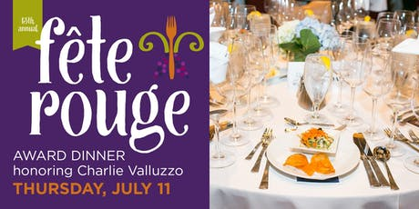 13th Annual Fête Rouge Awards Dinner  tickets
