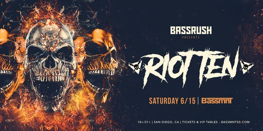 Riot Ten at Bassmnt Saturday 6/15