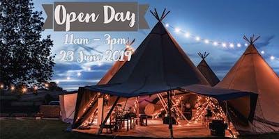 Elms Meadow Tipi Weddings & Events Open Day