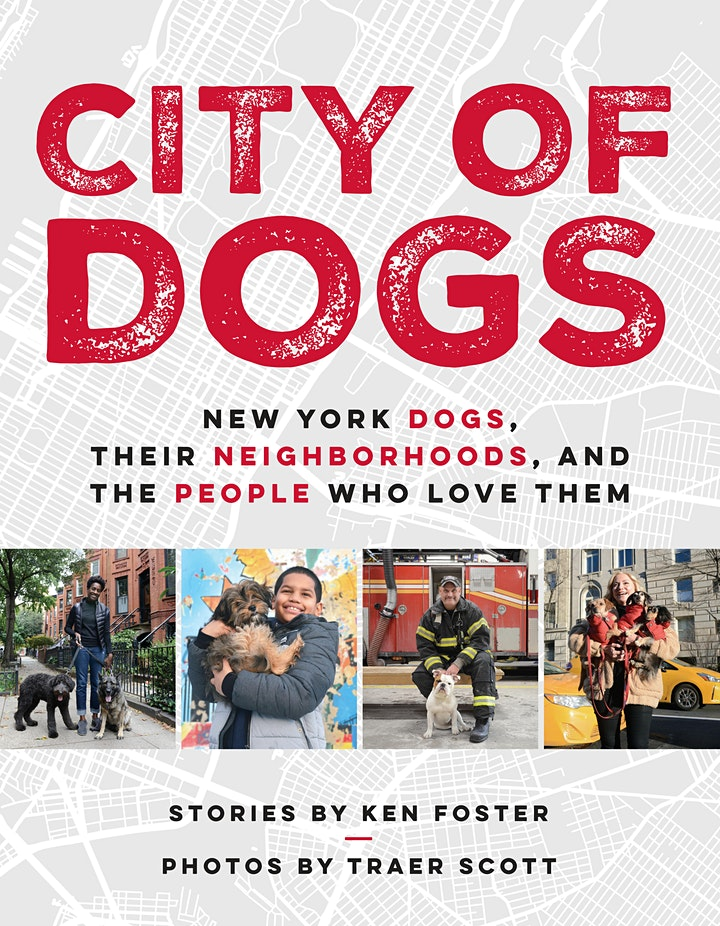 City of Dogs: How Dogs Bring Communities Together image