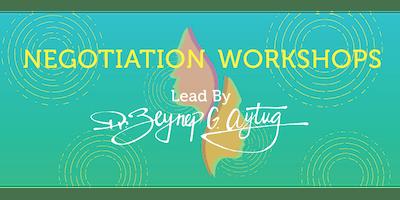 Effective Negotiation: Essentials & Strategies (2nd 2-Day Workshop added!)