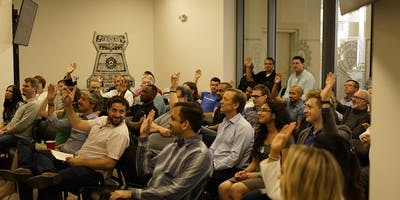 Intro to the Dallas Startup Scene: Ask Me Anything Collegiate