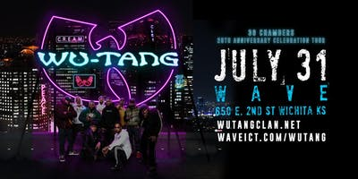 Wu-Tang Clan: 36 Chambers 25th Anniversary Celebration Tour