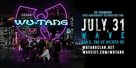 Wu-Tang Clan: 36 Chambers 25th Anniversary Celebration Tour tickets