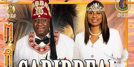 "Nabbar Temple & Court Joint Ball 2019 ""Caribbean Carnaval Extravaganza"" tickets"