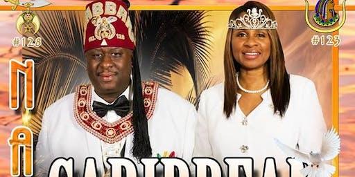 "Nabbar Temple & Court Joint Ball 2019 ""Caribbean Carnaval Extravaganza"""