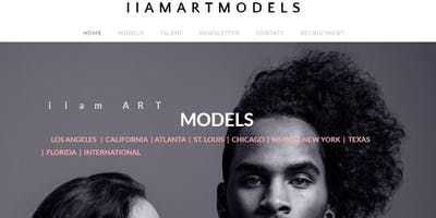 IIAM ART MODEL/TALENT - DEVELOPMENT