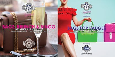 Bags for Badges: Designer Purse Bingo - Saturday SOLD OUT