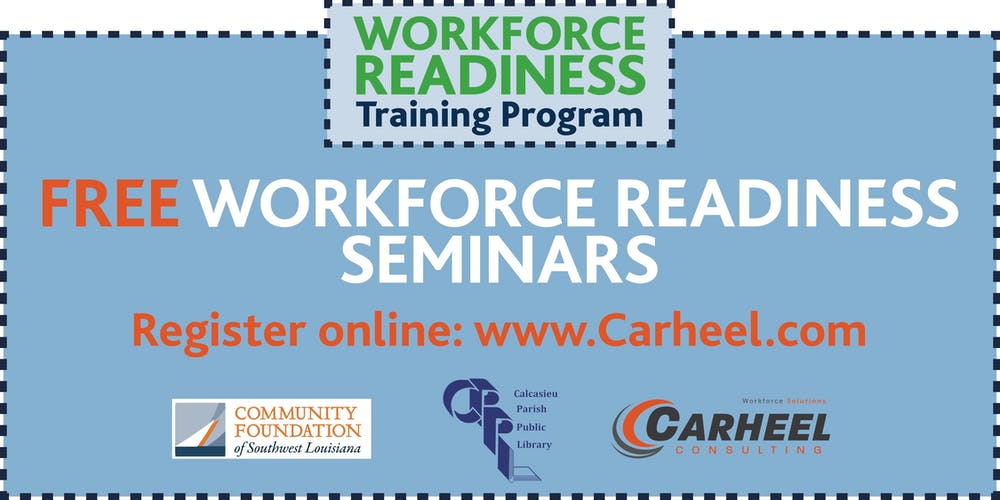 Interview Preparation Seminar Presented By The Workforce Training