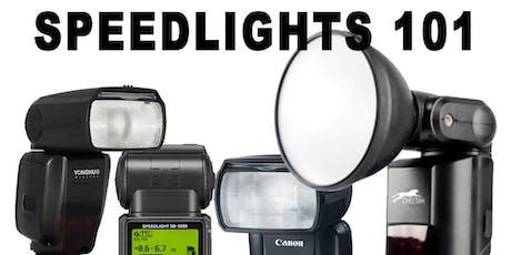 Taller Intermedio - Speedlights 101 entradas