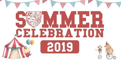 Summer Celebration 2019!