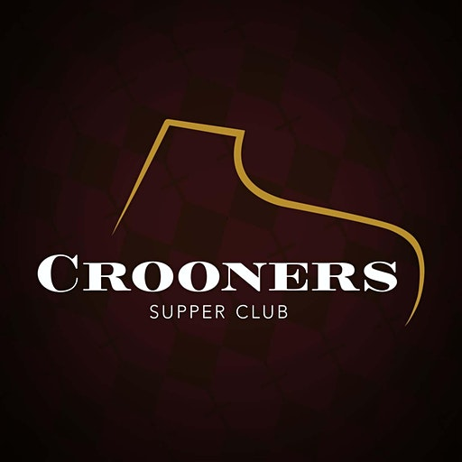 Crooners Supper Club logo