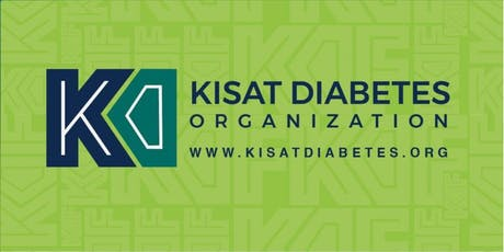 Kisat Diabetes Organization 2019 5K Run/Walk tickets