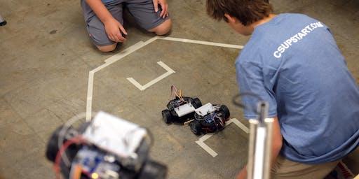 Robotics and Hardware Programming