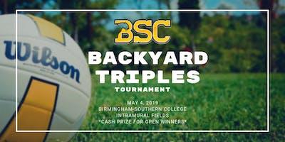 BSC Backyard Triples