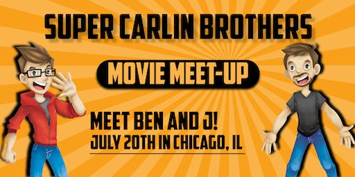 Super Carlin Brothers Chicago Movie Meet Up