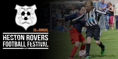Heston Rovers Football Festival 2019