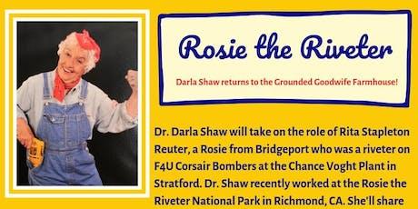Rosie the Riveter tickets
