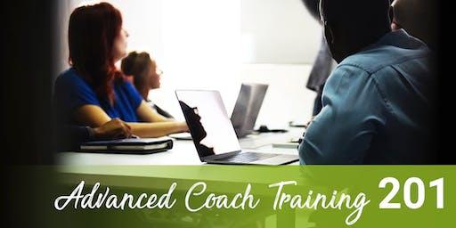 Advanced Coach Training (ACT) 201 in San Antonio, TX