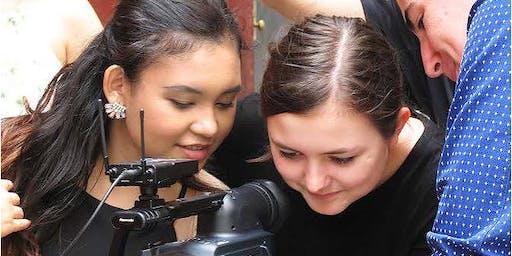2 Week Solar Filmmaking Teen Summer Camp Session 4