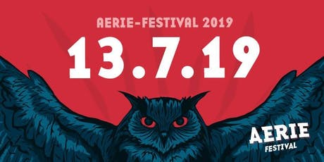 Aerie Festival 2019 tickets