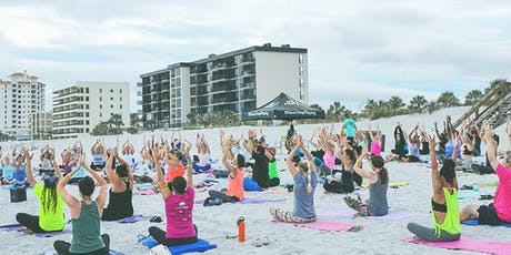 Glow Yoga in JAX Beach tickets