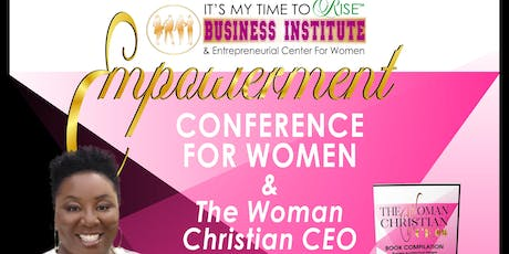 The Woman Christian CEO Empowerment Event and Book Launch  tickets