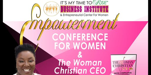 The Woman Christian CEO Empowerment Event and Book Launch