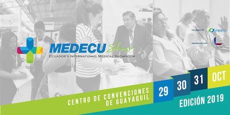 MEDECU Show 2019 | Feria Internacional Médica del  tickets