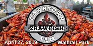 2019 Downtown Crawfish Jam Music Festival