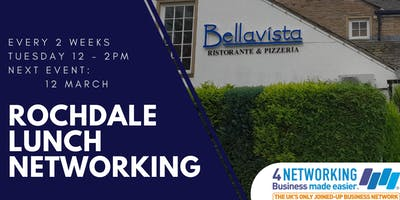 Rochdale Business Networking Lunch