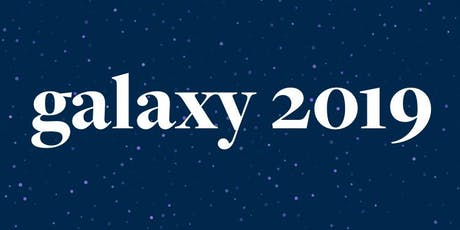 Galaxy 2019: A Sustainability Learning Exchange tickets