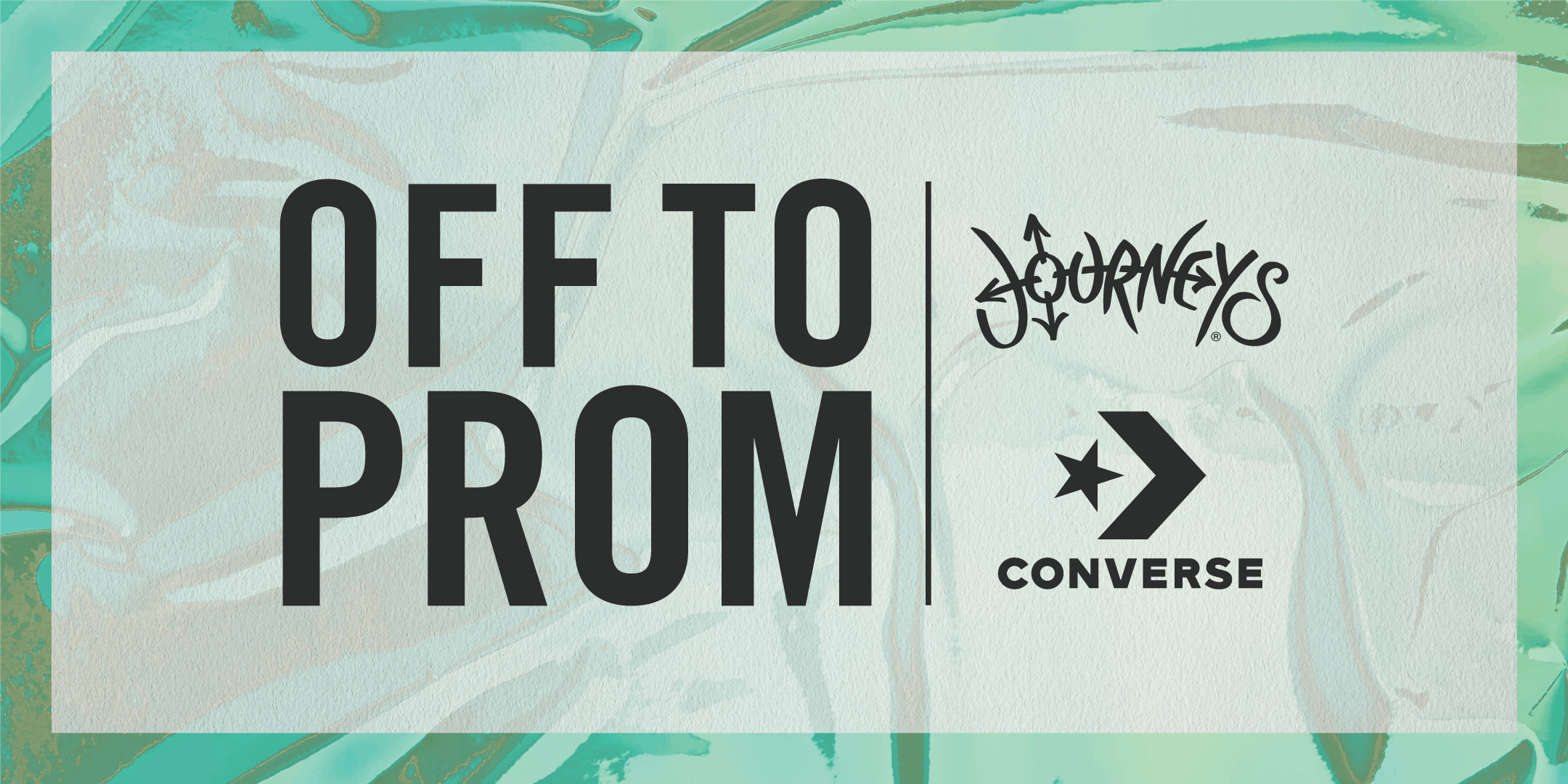 Journeys and Converse Present: Off To Prom
