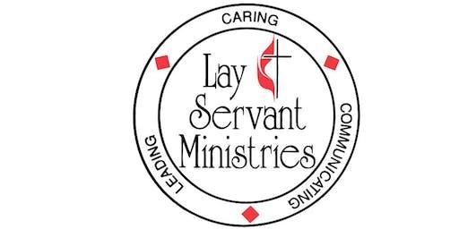 Lay Servant Academy - Parkway UMC, Sugar Land