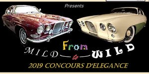 2019 Virginia Jaguar Club Concours - St Joseph's Villa...