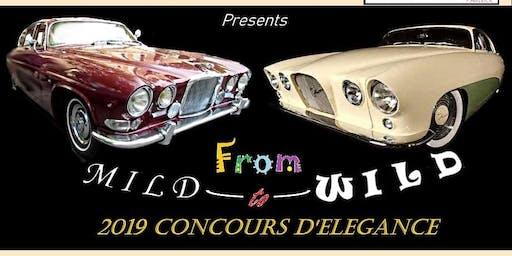 2019 Virginia Jaguar Club Concours - St Joseph's Villa Richmond VA