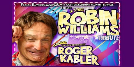 The Ultimate Robin Williams Tribute tickets