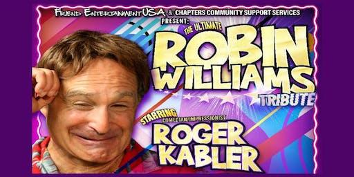 The Ultimate Robin Williams Tribute