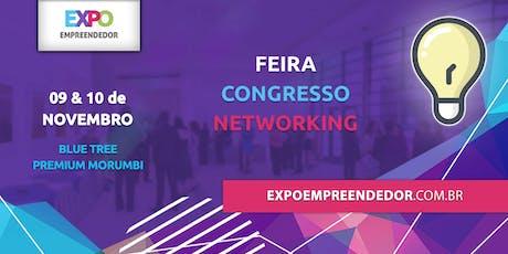 Expo Empreendedor 2019 ingressos