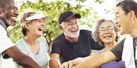 Be Healthy & Active Session - Understanding Dementia tickets