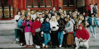 Augustana Asian Quarter 1989 30th Reunion