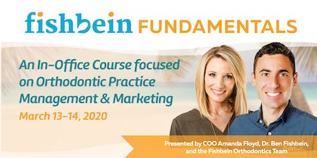 Fishbein Fundamentals March 2020 tickets