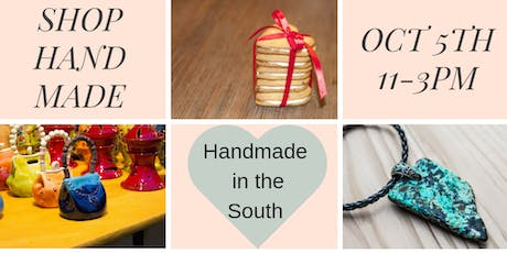 Handmade in the South Event tickets